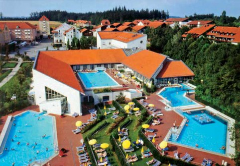 Passau: Therme von Bad Griesbach